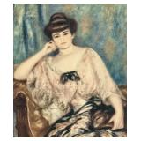 Pierre-Auguste Renoir French Litho Signed EA