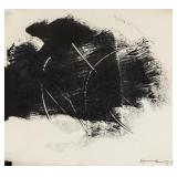 Hans Hartung French-German Abstract Ink