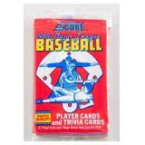 Score Major League Baseball Cards 1988