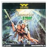 Romancing the Stone Laser Disc Extended Play