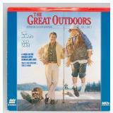 Great Outdoors LaserDisc