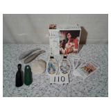 NEW ELVIS PRESLEY 1000PC PUZZLE, SHOE HORNS, BILL