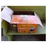 BRAND NEW IN BOX CAJUN INJECTOR BRAND GAS FISH