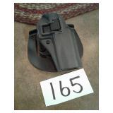 BLACK HAWK FINGER LOCK HOLSTER FOR GLOCK MODEL 21