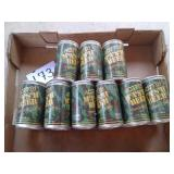 3 - 6PK FULL CANS OF 4077th MASH BEER