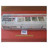 ROUSSEAU BATTER BOARD SYSTEM, NIB