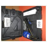 CAMPBLL HAUSFELD 16 GA FINISH NAILER W/CASE