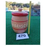 NABISCO MCCOY COOKIE JAR