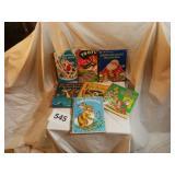 CHILDREN LITTLE GOLDEN BOOKS