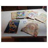 VINTAGE BOOKS:COMIC BOOKS