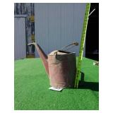 ANTIQUE FILLING STATION RADIATOR WATER CAN