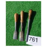 Winchester wood chisels