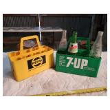 Pepsi & 7up bottle carriers