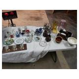 Shakers,planters,figurines,pitcher
