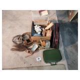 Baskets,Shelving, luggage