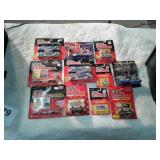 Race Champions Dragsters and stock cars