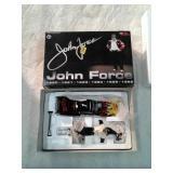 NHRA John Force drag racing car