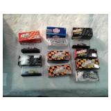 Racing collectibles Club of America 8 cars new in