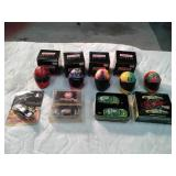 Nascar and helmets collectibles