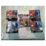 Jeff Gordon Nascar collectibles Pit Row series