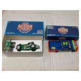 Action Platinum Series collectables sprint car,