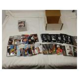 Upper Deck NASCAR set and action-packed