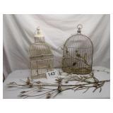 CUTE BIRD HOUSE DECOR!
