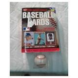 Autographed baseball and baseball price guide