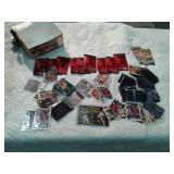 Collector cards Michael Jordan, young Jedi still