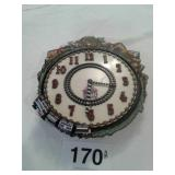 LIONEL CLOCK - WORKS BUT NOT SURE IF TRAIN GOES