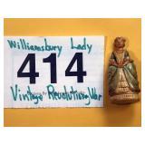 WILLIAMSBURY LADY REVOLUTIONARY WAR