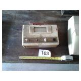 RPM TESTER ALLWN WITH CAM ANGLE