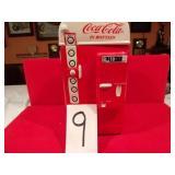 COCA COLA COOKIE JAR W/BOX