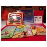 6 CHILDRENS BOOKS