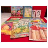 10 CHILDRENS BOOKS