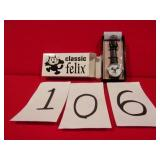 FELIX THE CAT WATCH, NEW IN BOX
