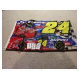 2003 HEAVY NASCAR FLAG
