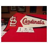 OLD ST LOUIS CARDINALS PENNANT 36""