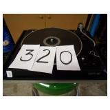 QUANTA 420 TURNTABLE