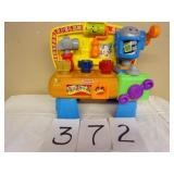 FISHER PRICE WORK BENCH
