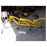 KULANA BICYCLE BUILT FOR TWO, EX CONDITION