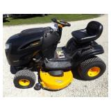 "POULAN PRO PR20VA46 46"" CUT RIDING LAWN MOWER"