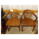 WOOD DEPOT CHAIRS