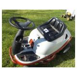 WHITE RIDING LAWN MOWER LR92T