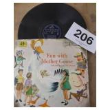 FUN WITH MOTHER GOOSE RECORD