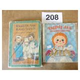 1960 & 1972 RAGGEDY ANN & ANDY BOOKS