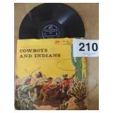 COWBOYS & INDIANS RECORD
