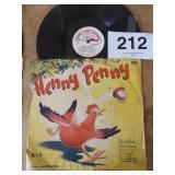 HENNY PENNY RECORD