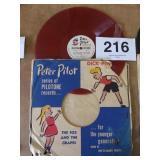 PETER PILOT RECORD