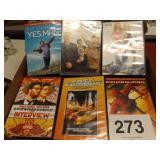 6 DVD